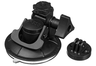 DELKIN Fat Gecko Stealth Suction Mount
