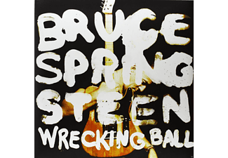 Bruce Springsteen - Wrecking Ball - (LP + Bonus-CD)