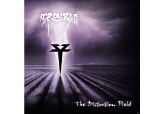 Trouble - The Distortion Field - (Vinyl)