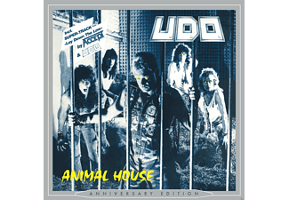 Udo - Animal House - (Vinyl)