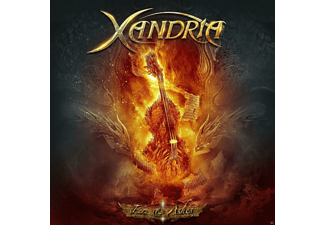 Xandria - Fire & Ashes (Ltd.Ep Edt.) - (CD)