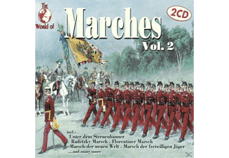 VARIOUS - W.O.Marches Vol.2 - (CD)