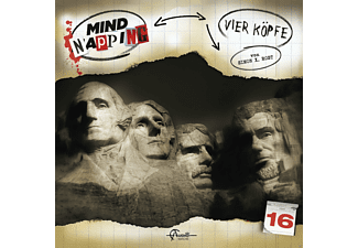 Draeger, Philipp/Draeger, Kerstin/Lunow, Luise/+++ - Mindnapping 16-Vier Köpfe - (CD)