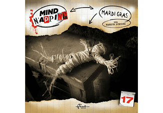 Mindnapping 17-Mardi Gras - 1 CD - Horror