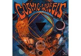 Cosmic Wheels - Cosmic Wheels - (CD)