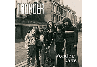 Thunder - Wonder Days (Vinyl LP (nagylemez))