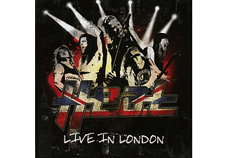 H.E.A.T. - Live In London (CD)