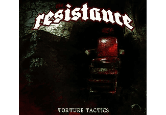 The Resistance - Torture Tactics (Digipak) (CD)