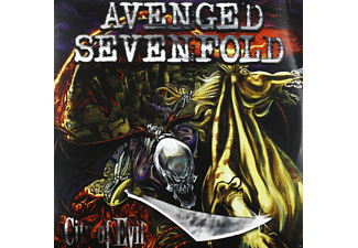 Avenged Sevenfold - City Of Evil - (Vinyl)