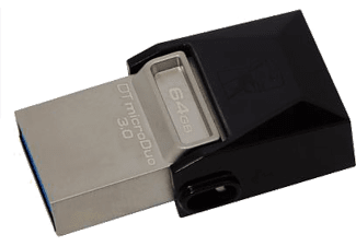 KINGSTON DataTraveler microDuo 64GB, USB 3.0