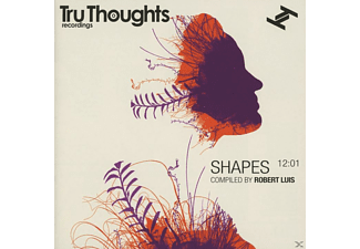 VARIOUS - Shapes 12.01 [CD]