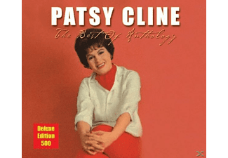 Patsy Cline - The Best Of Anthology (Deluxe Edition) - (CD)