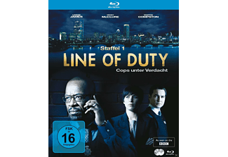 Line of Duty - Cops unter Verdacht - Staffel 1 - (Blu-ray)