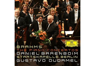 Daniel Barenboim - The Piano Concertos - (CD)