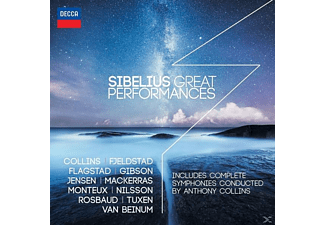 VARIOUS - Sibelius: Great Performances [CD]