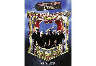 Monty Python - Live (Mostly), One Down Five To Go Komedi DVD