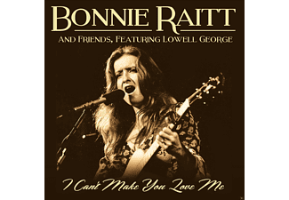 Bonnie Raitt And Friends - I Can't Make You Love Me (Feat. Lowell George) - (CD)