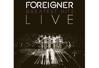 Foreigner - Greatest Hits Live In Las Vegas (CD)