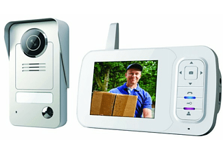 SMARTWARES VD38W video-intercom