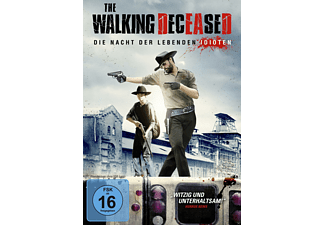 The walking deceased - Die Nacht der lebenden Idioten - (DVD)