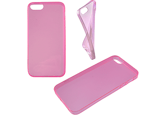 IDOL 1991 Θήκη Iphone 5/5S Ultra Thin Tpu 0.3mm Pink  - (5205308128530)