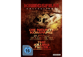 Kriegsfilm Collection 2 - (DVD)