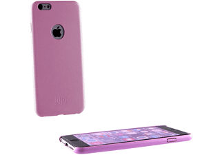 "IDOL 1991 Θήκη Iphone 6 4.7"" FAceplate Ultra Thin Leather Pink  - (5205308141287)"