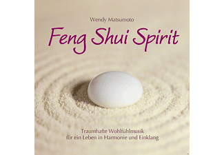 Wendy Matsumoto - Feng Shui Spirit [CD]