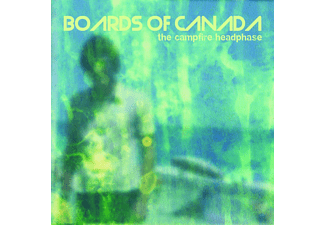 Boards Of Canada - The Campfire Headphase [Vinyl]