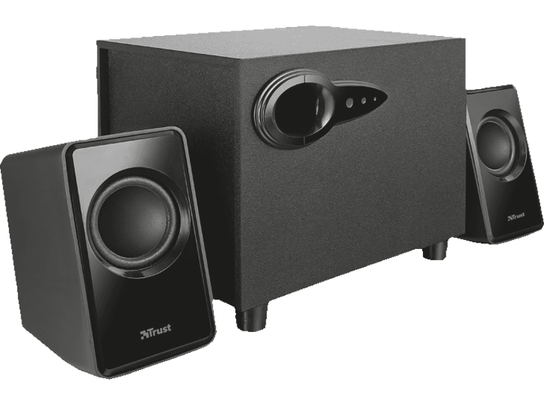 TRUST Avora 2.1 Subwoofer Speaker Set - (20442) laptop  tablet  computing  περιφερειακά ηχεία smartphones   smartliving smartpho