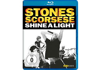 Shine A Light - Rolling Stones Musik Blu-ray