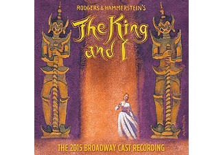 Rodgers & Hammerstein's - The King and I - The 2015 Broadway Cast Recording (A Király és Én) (CD)