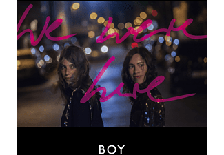The Boy - We were here [CD]