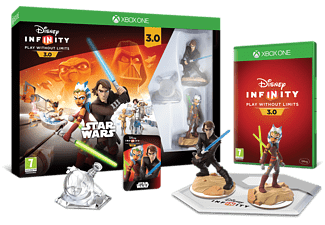 Infinity 3.0 Star Wars Starter Pack Xbox One