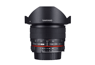 SAMYANG 8MM F3.5 FISHEYE CSII Sony