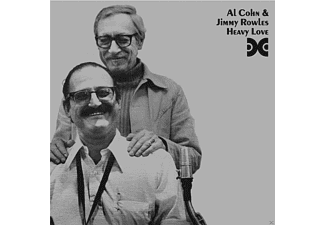 Al Cohn, Jimmy Rowles - Heavy Love [CD]