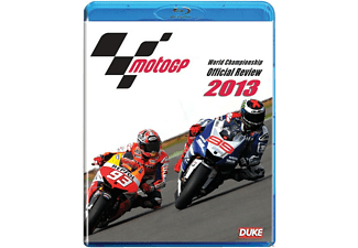 2013 Moto GP World Championship official - (Blu-ray)