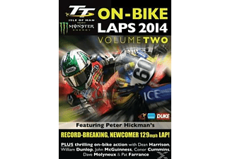 2014 On-Bike Laps 2 - (DVD)