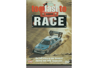 Too fast to Race - (DVD)