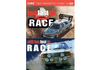 TOO FAST TO RACE+STILL TOO FAST TO RAC [DVD]