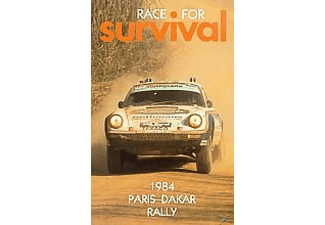 1984 PARIS - DAKAR RALLY THE REVIEW [DVD]