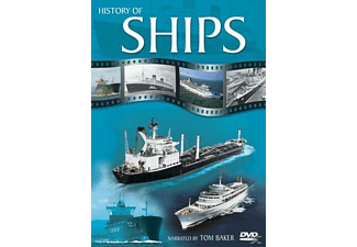 HIRSTORY OF SHIPS [DVD]