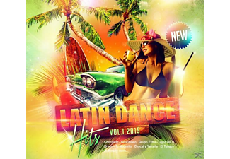 Diverse Latin - Latino Dance Hits 2015 - (CD)