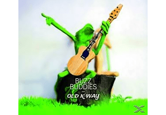 Buzz Buddies - Old K-Way - (CD)