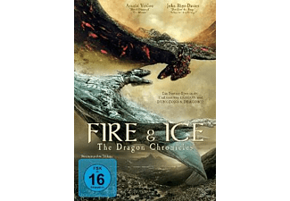 FIRE & ICE - THE DRAGON CHRONICLES (SPECIAL EDI) - (DVD)