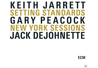 Jack DeJohnette, Jarrett,Keith Trio/DeJohnette,Jack/Peacock,Gary - Setting Standards - (CD)