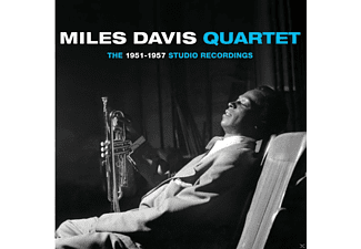 Miles Davis - Miles Davis Quartett: The 1951-1957 Studio Recorcord - (CD)
