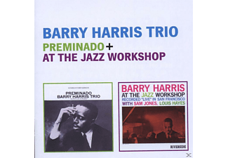 Barry / Trio Harris - Preminado + At The Jazz Workshop - (CD)