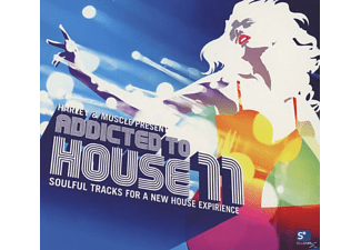 VARIOUS - Addicted To House 11 [CD]