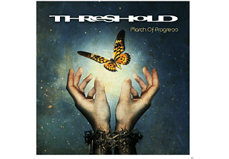 Threshold - March Of Progress - (CD)